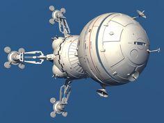 Lander by Paul-Lloyd on DeviantArt