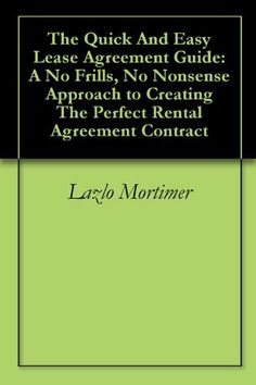 Is a rental agreement valid if it has missing text on it due printing failure?