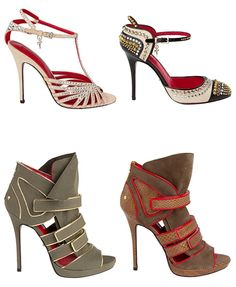 Cesare Paciotti Spring/Summer 2013 Shoes collection