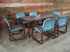 New Vintage Tropitone Patio Furniture Design