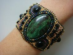 Regal Envy Cuff all proceeds of this cuff going to Autism Awareness by josjewels1, $110.00