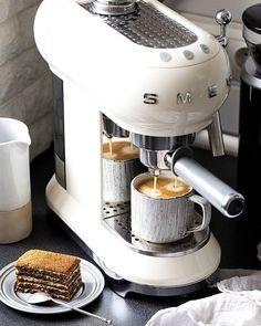Smart Café Push Tamper expresso en acier inoxydable trois coudé pentes Type 58 mm