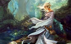 Art fantasy japanese background images imagepages Fantasy HD Wallpaper ... #fantasy - See more Character Designs at Stylendesigns.com!