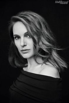 Natalie Portman - The Hollywood Reporter (2016)