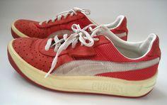 Puma California--One of my favorite classic sneakers