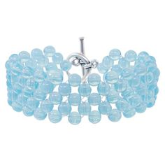 Glowing Sky Bracelet | Fusion Beads Inspiration Gallery