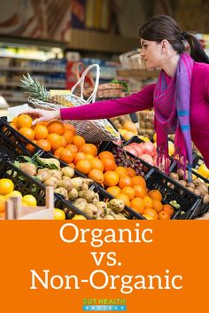 Organic vs. Non-Organic: Allow the Clean 15 and Dirty Dozen to be Your Guide http://guthealthproject.com/organic-vs-non-organic-allow-the-clean-15-and-dirty-dozen-to-be-your-guide/
