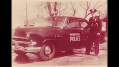 Mooresville's First Police Car (Mooresville Moments #5), by Mooresville ...