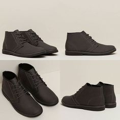 Desert ankle boots from @pullandbear . It's yours for about $64  #boots #shoes #menswear #mensfashion #man #pullandbear #mensclothing #man #instashoes #affordablefashion