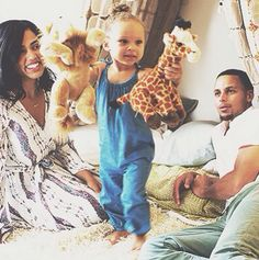riley curry family photo