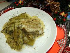 Μενού Χριστουγέννων/Πρωτοχρονιάς απο το Daddy-cool.gr Greek Recipes, Menu, Chicken, Cool Stuff, Cooking, Breakfast, Food, Christmas, Menu Board Design