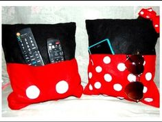Disney Home, Disney Diy, Disney Crafts, Mickey Mouse Design, Mickey Minnie Mouse, Felt Crafts, Diy And Crafts, Latest Sofa Designs, Sewing Crafts