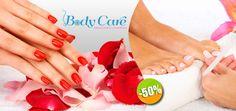 Body Care Clínica de Belleza - $175 en lugar de $350 por 1 Manicure y Pedicure Spa