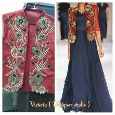Order contact my whatsapp number 7874133176 Indian Dresses, Indian Outfits, Full Gown, Hippy Chic, Indian Designer Suits, Ethnic Dress, Traditional Fashion, India Fashion, Bollywood Fashion
