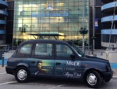Manchester Taxi Advertising