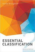 Essential Classification by Vanda Broughton #DOEBibliography