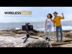 The RØDE Wireless GO II is an ultra-compact dual channel wireless microphone system consisting of a single receiver and two transmitters. Learn more here.