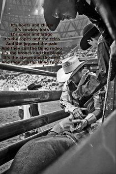 #Rodeo #Chris LeDoux
