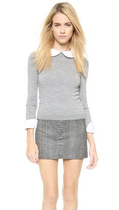alice + olivia Porla Sweater