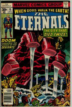 Eternals 10 (FN 6.0)