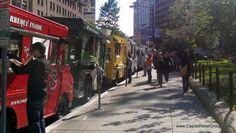 Food Trucks - McPherson Square