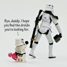 Death Star baby