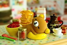 #kawaii #rilakkuma #re-ment