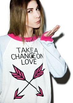 Wildfox Couture Take A Chance Kim's Sweater | Dolls Kill