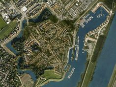 Medieval Dutch Cities With Walls - Tholen