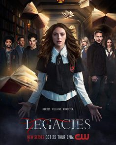 Legacies: Trailer e Cartaz do novo Spin-off de The Originals e The Vampire Diaries - Boomo The Vampire Diaries, Vampire Diaries Poster, Vampire Diaries The Originals, Matthew Davis, Good Movies To Watch, New Movies, Series Movies, Movies And Tv Shows, Tv Series To Watch