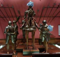 Hall of Arms & Armour  Kelvingrove