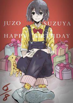 Juuzou Suzuya ❤️ @DaraenSuzu