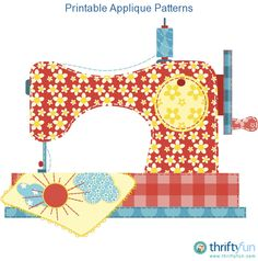 This is a guide about printable applique patterns. Applique is a popular craft that is often incorporated into quilts and other fabric arts. Finding printable applique patterns can be an adventure.