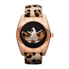 Fiercely Exotic Wristwatches The Adidas Originals Santiago Holiday 2012 Watches are Ferocious (GALLERY) [Full Article] Adidas Originals, Looks Adidas, Adidas Watch, Estilo Fitness, Adidas Shoes Outlet, Rose Gold Plates, Adidas Women, Nike Free, Nordstrom