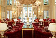 Hotel de Crillon Paris via http://parisapartment.wordpress.com/2013/04/14/for-what-its-worth/