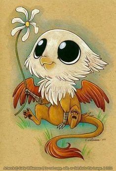 Super cute griffen i wanna get tattooed
