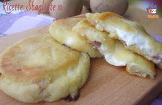 Polpette o frittelle (ma non sono fritte!) di patate, ottima idea riciclo!