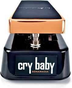 Dunlop Joe Bonamassa Signature Cry Baby Wah