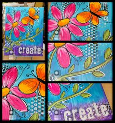 """""""Create"""" by Tracy Weinzapfel"""
