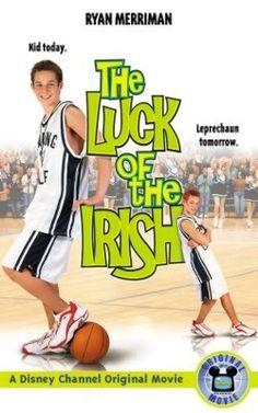 The Luck of the Irish :)