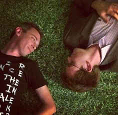 The director and john re creating TFIOS picture