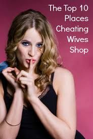 Cheating wife dating site