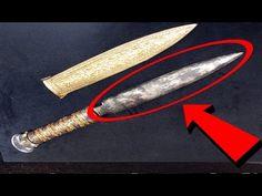 La Verdad del Puñal Extraterrestre de Tutankamón - Analisis