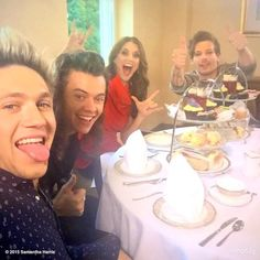 Imagem de niall horan, louis tomlinson, and harry styles