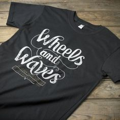 The greatest European motorcycle event of 2012, immortalized in a classy tee-shirt. Your choice of black or white, for around $25.