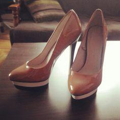 My fabulous shoes from Zara!