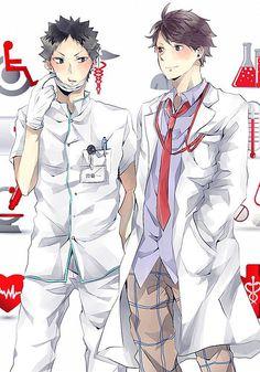 NURSE & DOCTOR AAAAAHHH