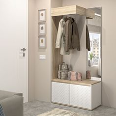 Bathroom Interior Design, Interior Decorating, Closet Shoe Storage, House Entrance, Next At Home, House Rooms, Home Organization, Home And Living, Sweet Home