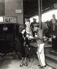 Greta Garbo & John Gilbert in The Flesh & The Devil 192600roaring 20's 30's