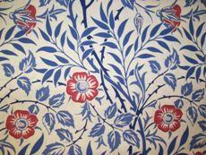 william morris wallpaper sweet briar